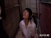 ロリ上原亜衣|可愛いJKに強烈なイマラチオを強制する